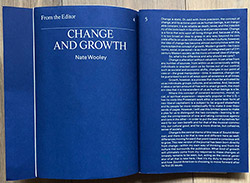 Various Artists : Sound American Volume 21 The Change Issue [BOOK]