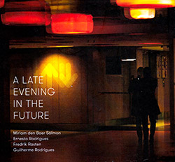 Miriam den Boer Salmon/Ernesto Rodrigues/Fredrik Rasten/ Guilherme Rodrigues: A Late Evening In The Future (Creative Sources)