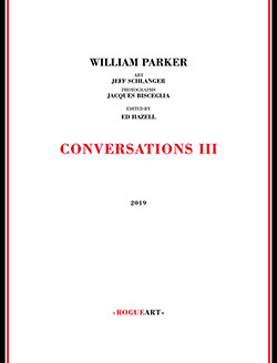 Parker, William : Conversations III [BOOK]