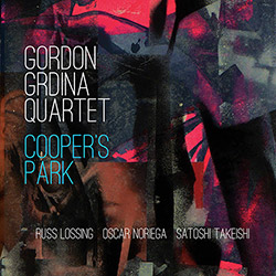 Grdina, Gordon Quartet (w/ Noriega / Lossing / Takeishi): Cooper's Park