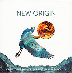 Christophe Rocher / Joe Fonda / Harvey Sorgen: New Origin (Not Two Records)