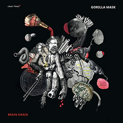 Gorilla Mask: Brain Drain [VINYL] (Clean Feed)