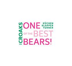 Croaks, The (Kuchen / Turner / Rogers): One Of The Best Bears!