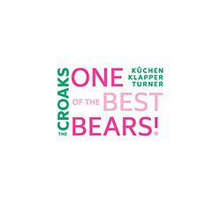 Croaks, The (Kuchen / Turner / Rogers): One Of The Best Bears! (Listen! Foundation (Fundacja Sluchaj!))
