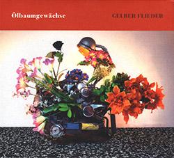 Gelber Flieder: Olbaumgewachse
