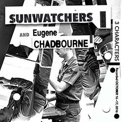 Sunwatchers / Eugene Chadbourne: 3 Characters [VINYL 2 LPs]