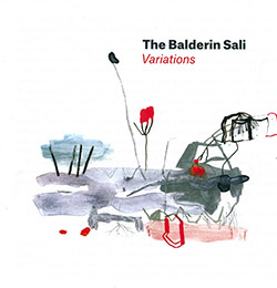 Balderin Sali, The (feat Paul Lovens / Evan Parker / Philipp Wachsmann): Variations [2 CDs] (Leo Records)