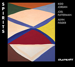 Kidd Jordan / Joel Futterman / Alvin Fielder: Spirits (Silkheart)