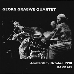 Graewe, Georg Quintet: Amsterdam, October 1998