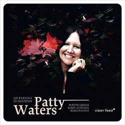 Waters, Patty (w/ Greene / Pavone / Altschul): An Evening In Houston