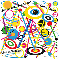 Lewis, James Brandon / Chad Taylor: Live in Willisau (Intakt)