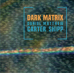 Carter, Daniel / Matthew Shipp: Dark Matrix (Not Two)