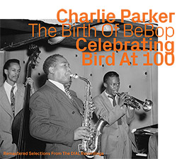 Parker, Charlie : Selections From The DIAL Recordings (ezz-thetics by Hat Hut Records Ltd)