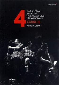 4 Corners: Alive In Lisbon [DVD] (Clean Feed)