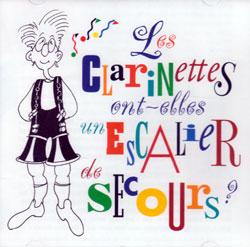 Lepage, Robert Marcel: Les clarinettes ont-elles un escalier de secours?