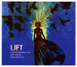 Amendola, Scott: Lift (Sazi Records)