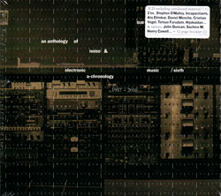 Various Artists: An Anthology Of Noise & Electronic Music Volume 6 [2 CDs] (Sub Rosa)