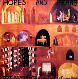 Art Bears: Hopes & Fears [VINYL] (Recommended Records)