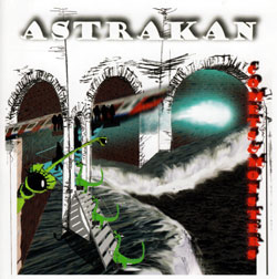 Astrakan: Comets and Monsters (Jaguar Steps)