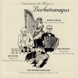 Borbetomagus: Experience the Magic