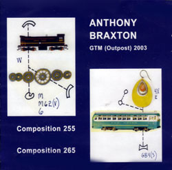 Braxton, Anthony: GTM (Outpost) 2003 [2 CDs] (Leo)