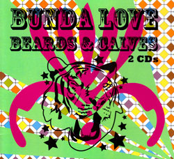 Bunda Love: beards and calves [2 CDs] <i>[Used Item]</i> (Funhole Records)