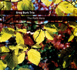 Burk Trio, Greg: Path Here