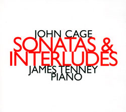 Cage, John: Sonatas & Interludes (1946 - 1948) (Hat [now] ART)