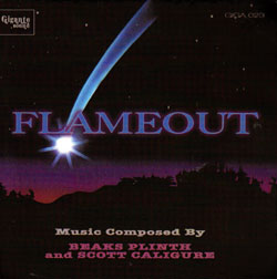 Beaks Plinth and Scott Caligure: Flameout
