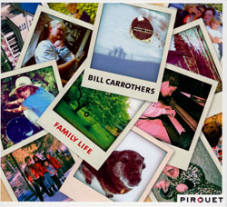 Carrothers, Bill: Family Life