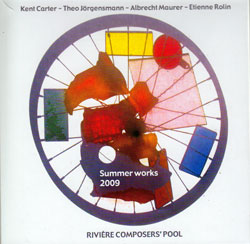 Riviere Composers' Pool: Summer Works 2009 [3 CDs] (Emanem)