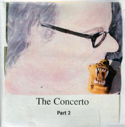 Chadbourne, Eugene: The Concerto Part 2 (The Jaguar Concerto) (Chadula)