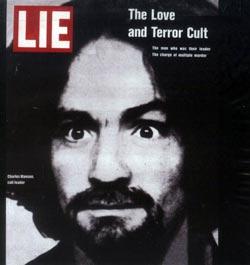 Manson, Charles: Sings