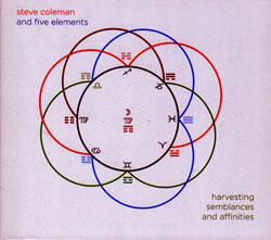 Coleman, Steve and Five Elements: Harvesting Semblances and Affinities (Pi Recordings)