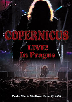 Copernicus: Live! In Prague [DVD] (MoonJune)