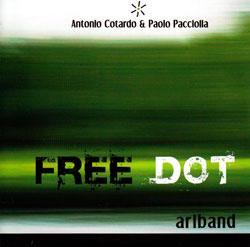 Free Dot: Cotardo / Pacciolla: Ariband