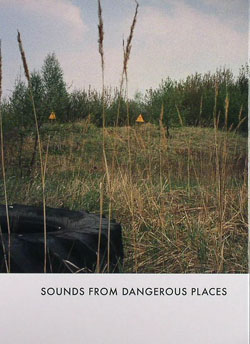 Cusack, Peter: Sounds From Dangerous Places   (2 CD's + 90 Page Hardback Book)