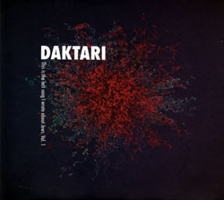 Daktari: This Is The Last Song I Wrote About Jews, Volume 1