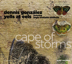 Gonzalez, Dennis Yells at Eels: Cape of Storms