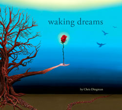 Dingman, Chris: Waking Dreams (Between Worlds Music)
