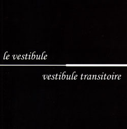 Electric Bird Noise: le vestibule - vestibule transitoire (No More Stars Records)
