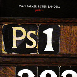 Parker, Evan & Sten Sandell: Psalms (psi)