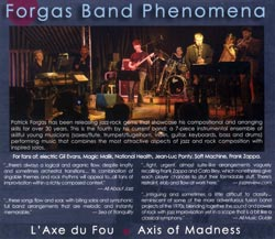 Forgas Band Phenomena: Axis Of Madness