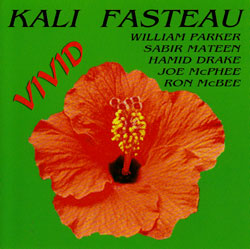 Fasteau, Kali: Vivid (Flying Note)