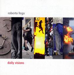 Fega, Roberto: Daily Visions <i>[Used Item]</i> (Creative Sources)