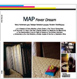 MAP (Halvorson / Nakatani / Radding): Fever Dream [VINYL] (TAIGA)
