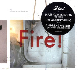 Fire!: You Liked Me Five Minutes Ago [CD] (Rune Grammofon)