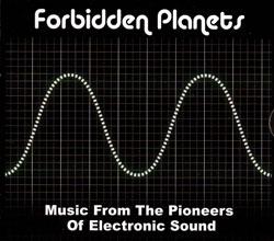 Various Artists: Forbidden Planets [2 CDs]