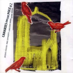 Foschia / Irmer / Wissel / Goyvaerts: Canaries On The Pole #2 (Creative Sources)