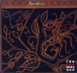 The Red Masque: Fossil Eyes (AdHoc Records)